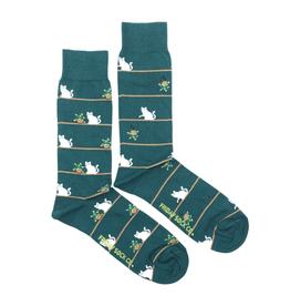 Friday Sock Co Cat & Plant Socks