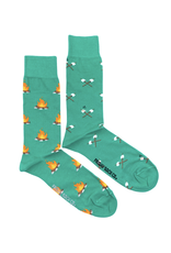 Friday Sock Co Campfire & Mallow Socks