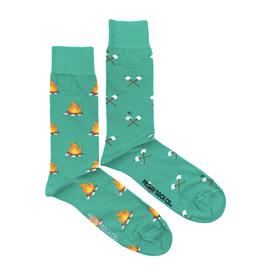 Friday Sock Co Campfire & Mallow Socks