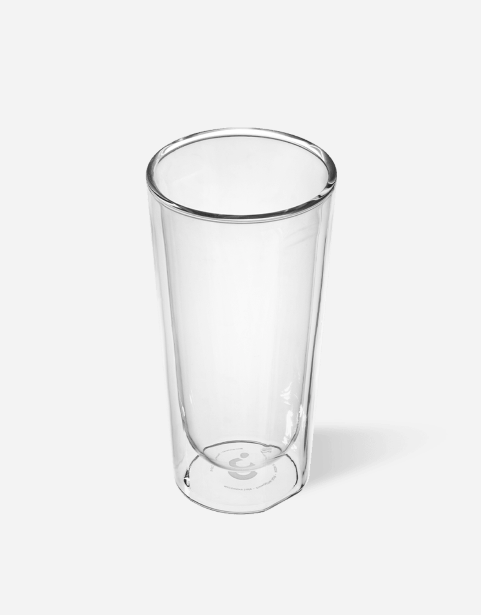 Corkcicle Glass Pint Set Clear