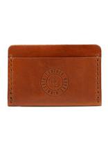 Leather Works Minnesota Union Wallet Chestnut