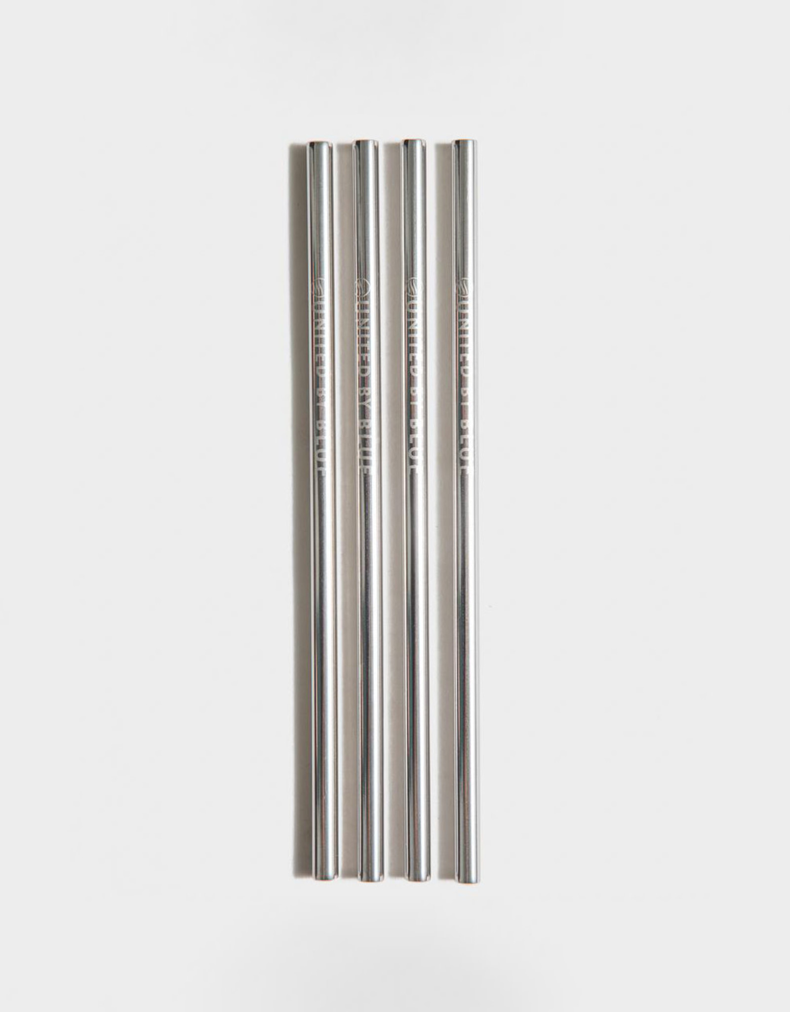 United By Blue Straw Pack - Stainless Steel
