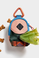 United By Blue Dog Waste Bag Dispenser - Salmon