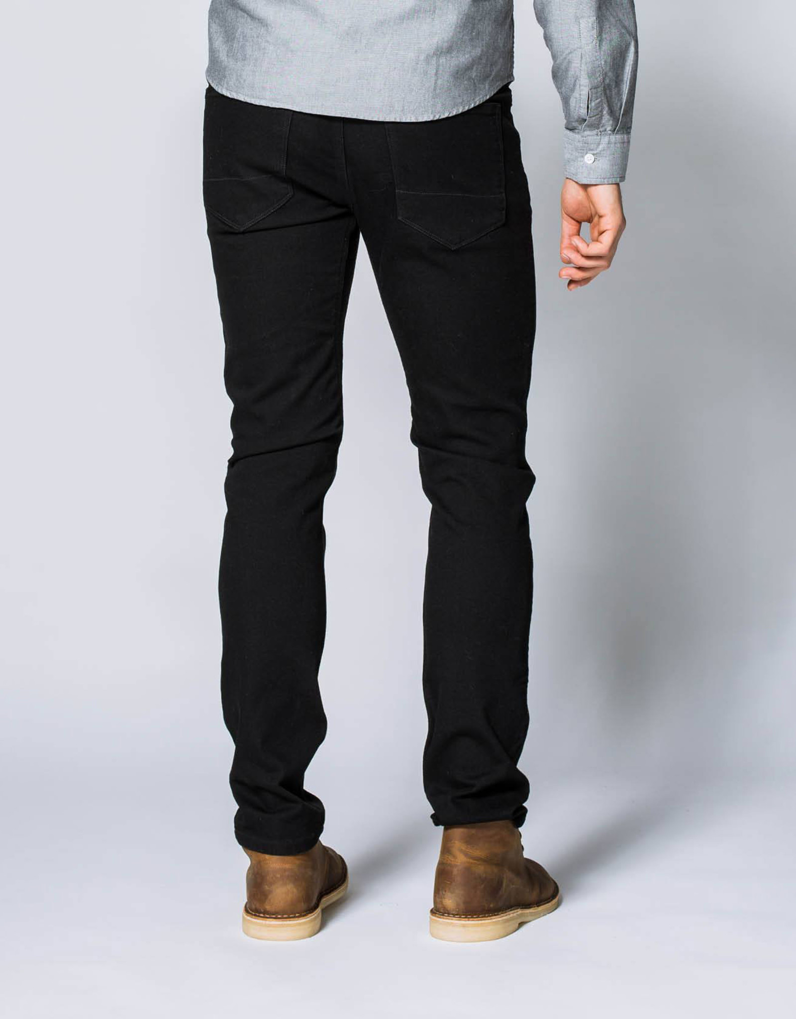 DU/ER Performance Denim Slim - Black