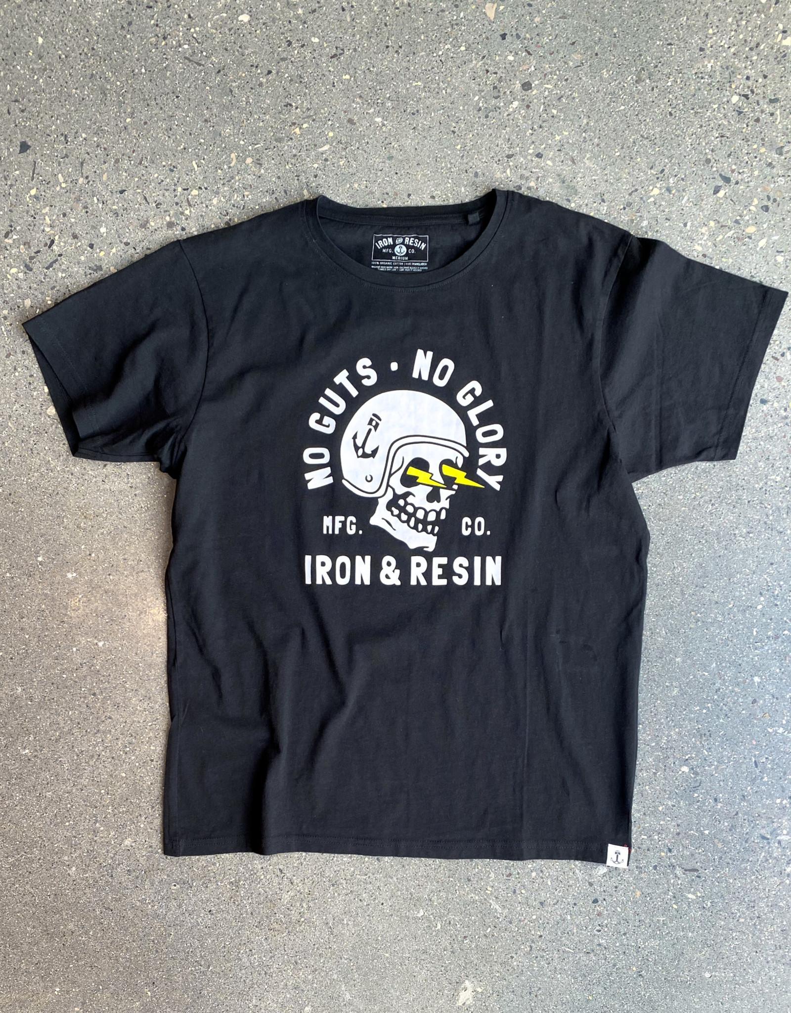 Iron + Resin No Guts No Glory Tee