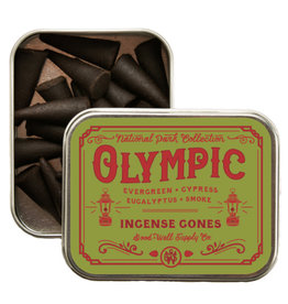 Good and Well Supply Company Olympic Incense Cones