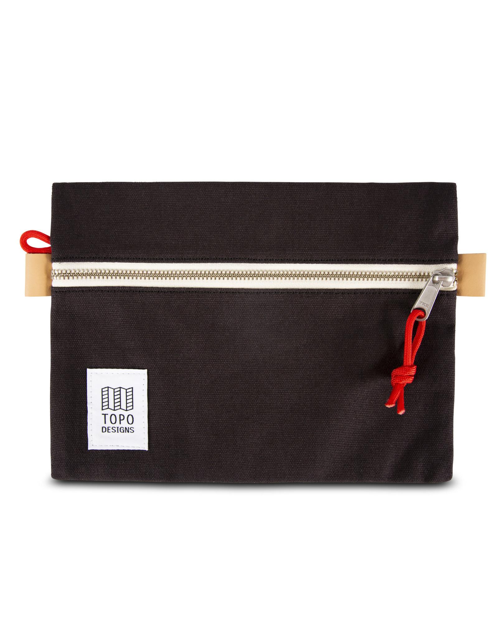Topo Accessory Bag Medium - Black