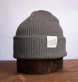 Upstate Stock Eco Cotton Watchcap - Steel