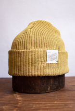 Upstate Stock Eco Cotton Watchcap - Straw