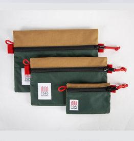 Topo Accessory Bag Medium - Forest/Khaki