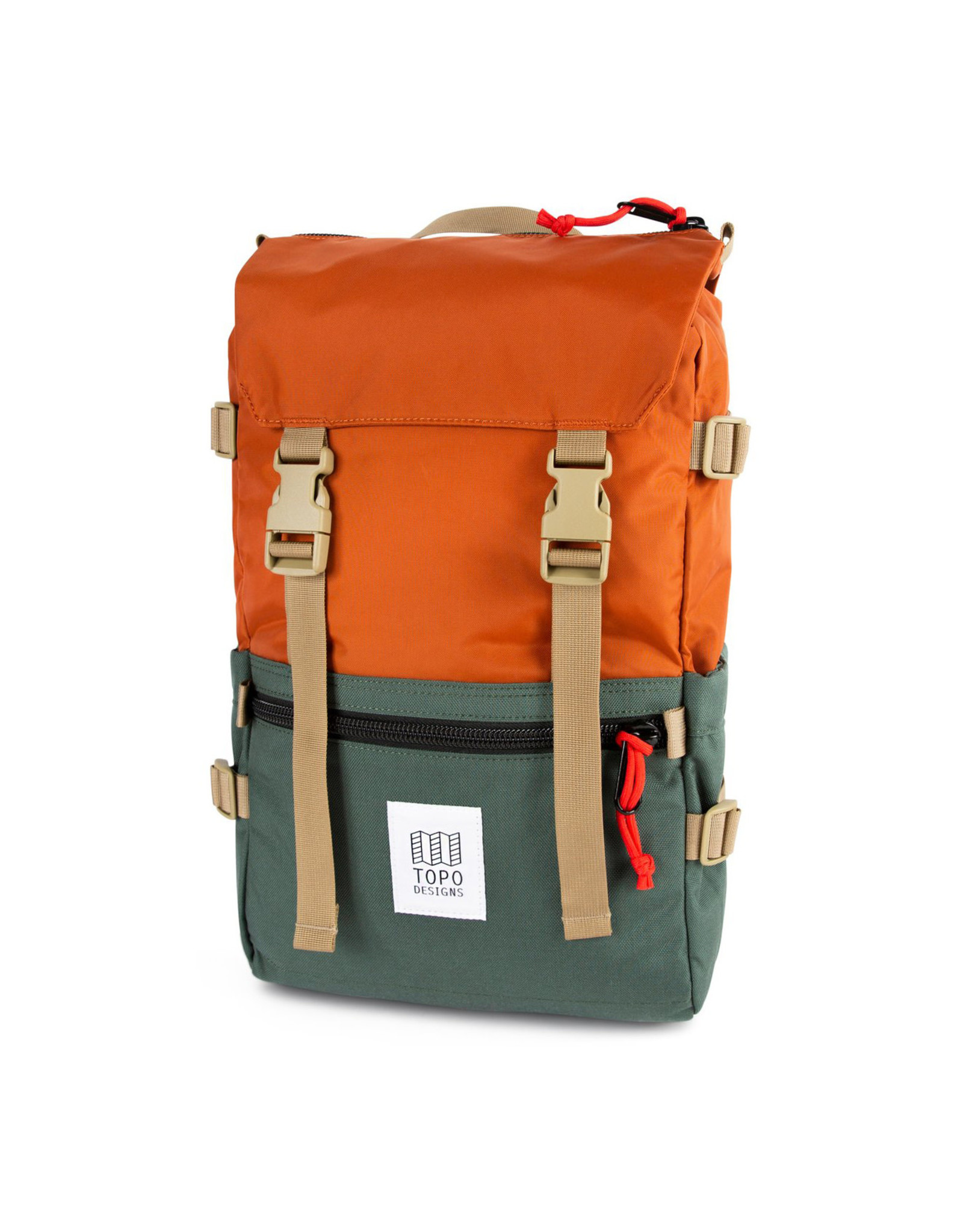 Topo Rover Pack Classic - Clay/Forest