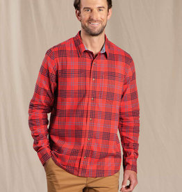 Toad & Co Flannagan Shirt - Winterberry