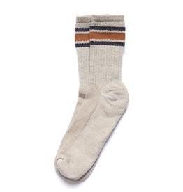 American Trench Merino Activity Sock Tan