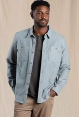 Toad & Co Morrison Shirt - Slate Blue