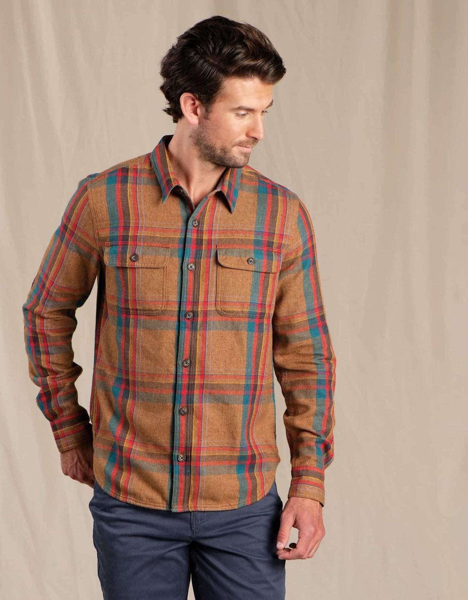 Toad & Co Ranchero Shirt - Brown Sugar