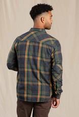 Toad & Co Ranchero Shirt - Soot