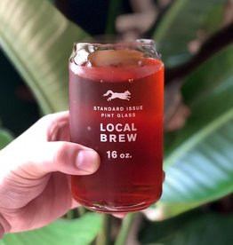 Scout Local Brew Pint Glass