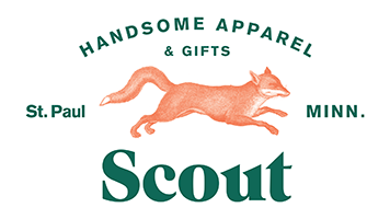 Scout | Handsome Apparel and Gifts | St Paul