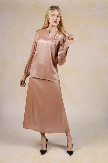 Radia Shaker Engracia Skirt