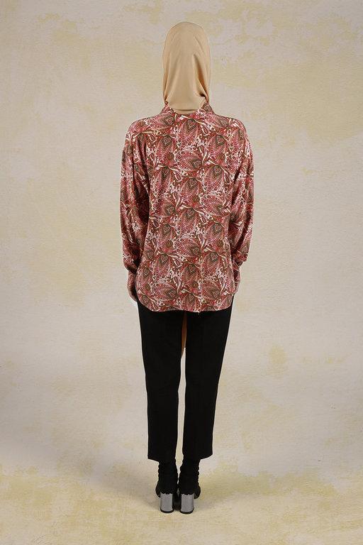 Radia Shaker Violetta Shirt