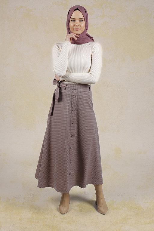 Radia Shaker Adele Skirt