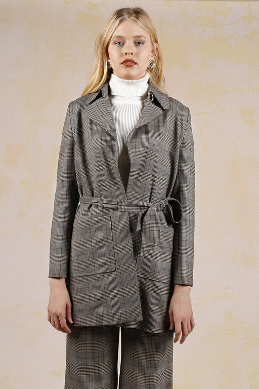 Radia Shaker Carolina Trenchcoat