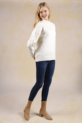 Kresti Karen Sweater