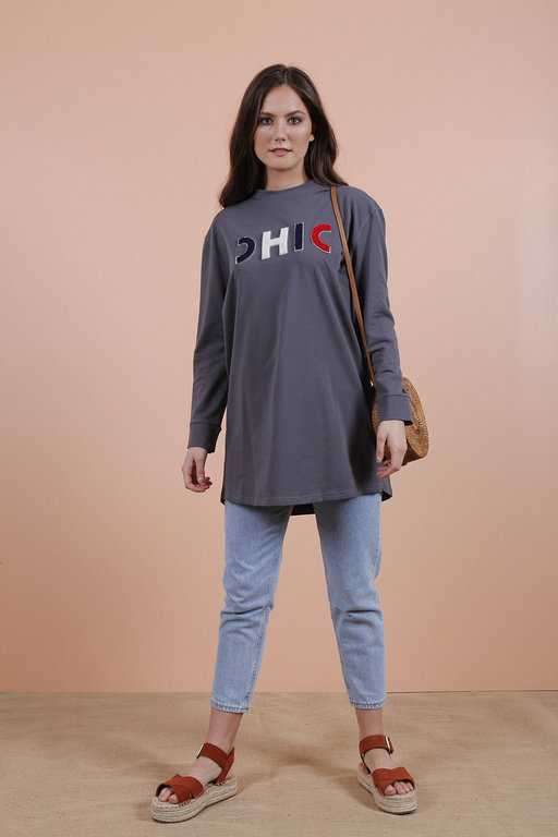 Allday Chic Sweatshirt