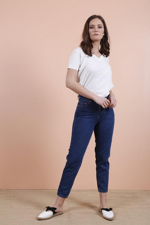 Robin Holly Mom Kot Pantolon