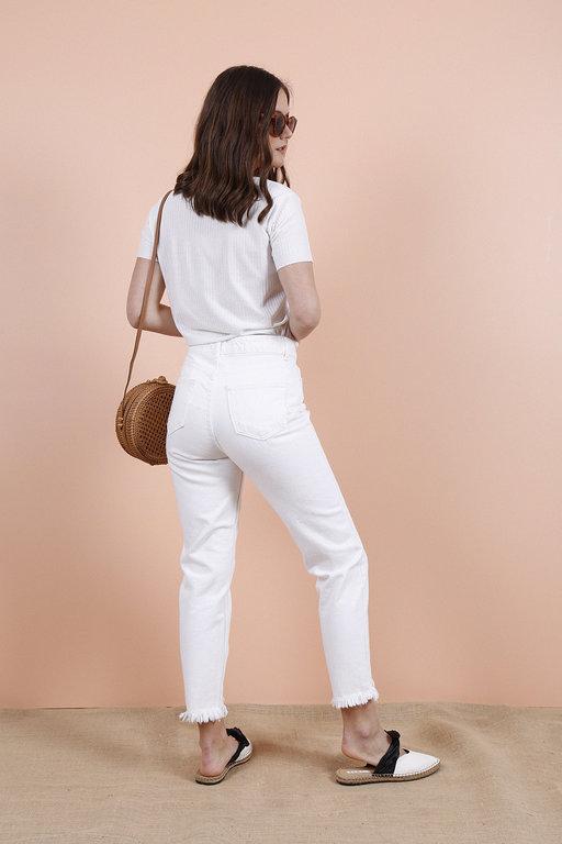 Robin Hanna Mom Jeans