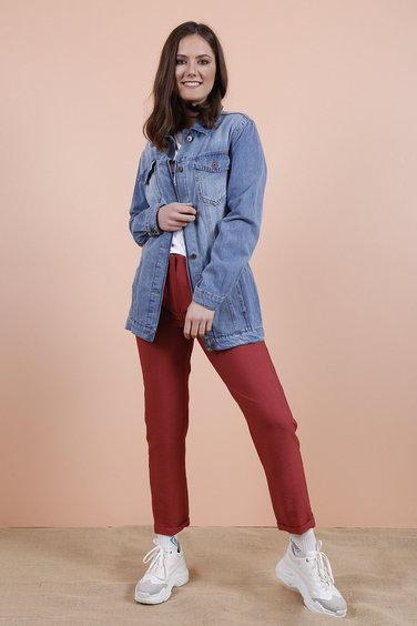 Robin Maggie Denim Jacket