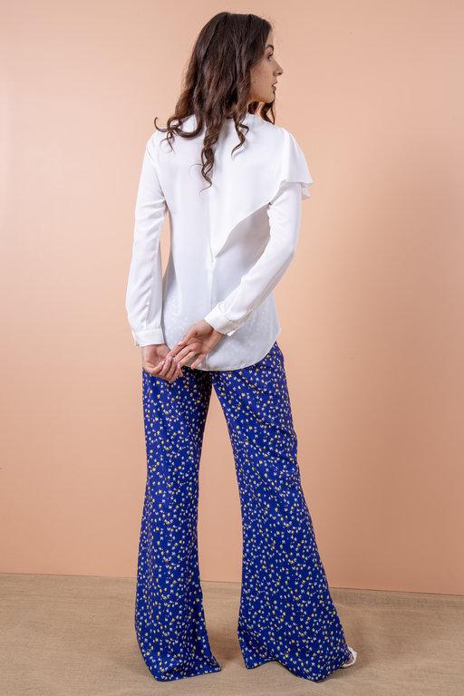 Radia Shaker Tulip Trousers
