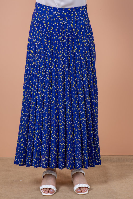 Radia Shaker Tulip Skirt
