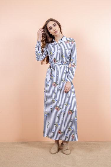 Radia Shaker Nairobi Dress