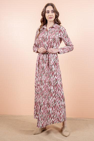 Radia Shaker Madeline Dress