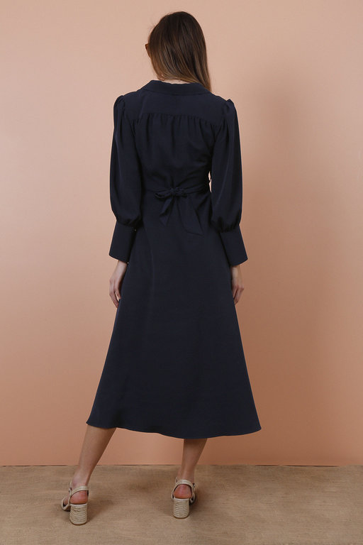 Radia Shaker Perry Dress
