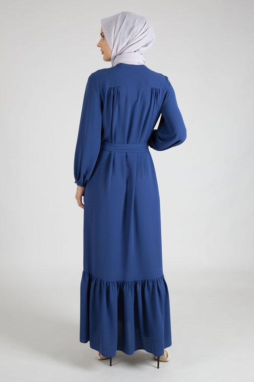 Radia Shaker Zima Elbise