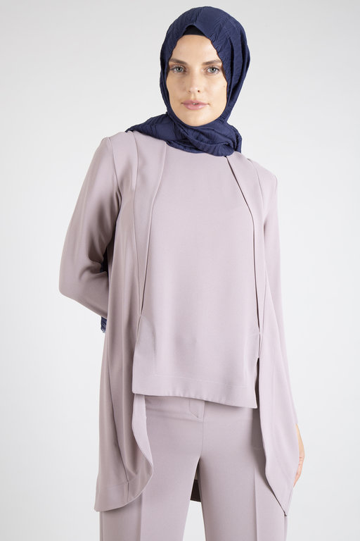 Radia Shaker Led Tunik