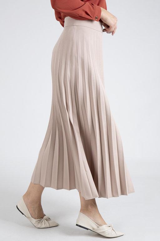 Radia Shaker Pine skirt