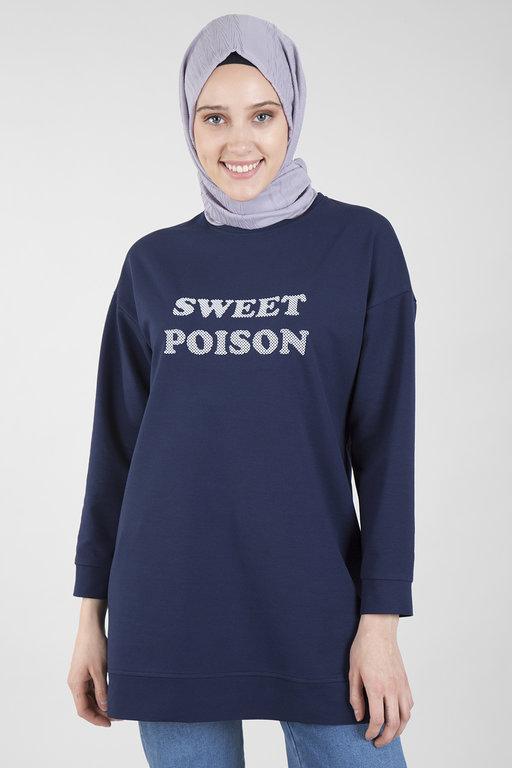 My Magazin Sweet Poison Sweatshirt