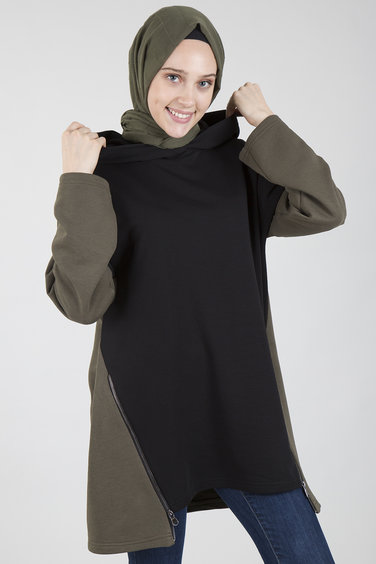 Radia Shaker Camille Sweatshirt
