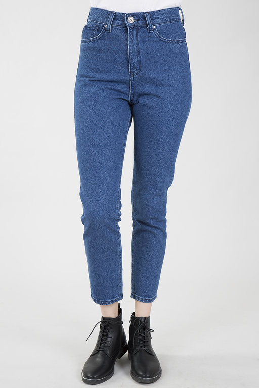 Hacker Denim Milla Kot Pantolon