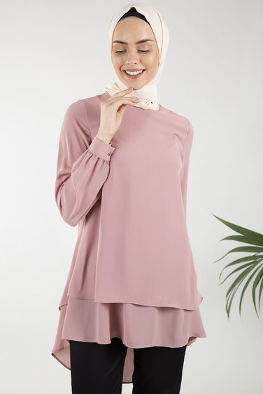 Liva Plus Nayeli Tunic