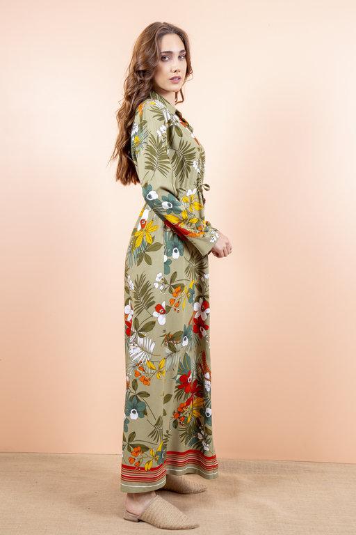 Radia Shaker Kimana Dress
