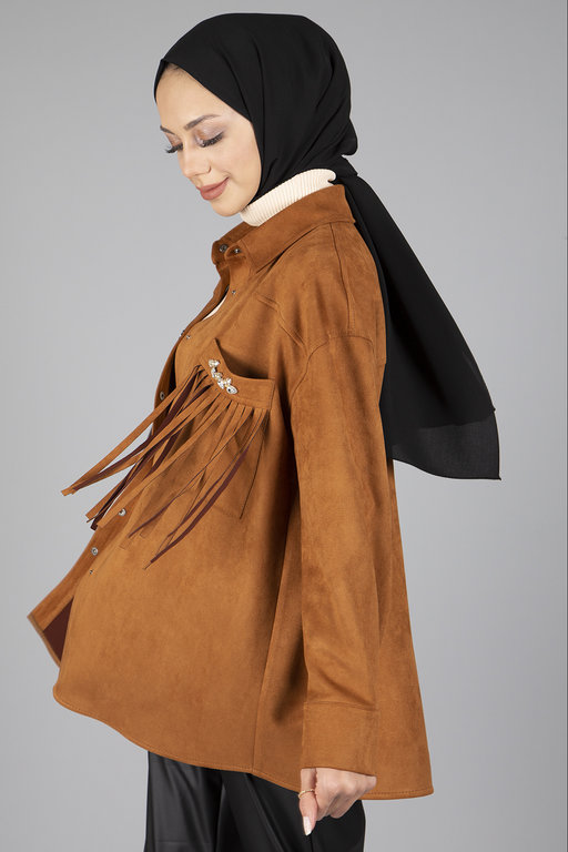 Radia Shaker Zelek ceket