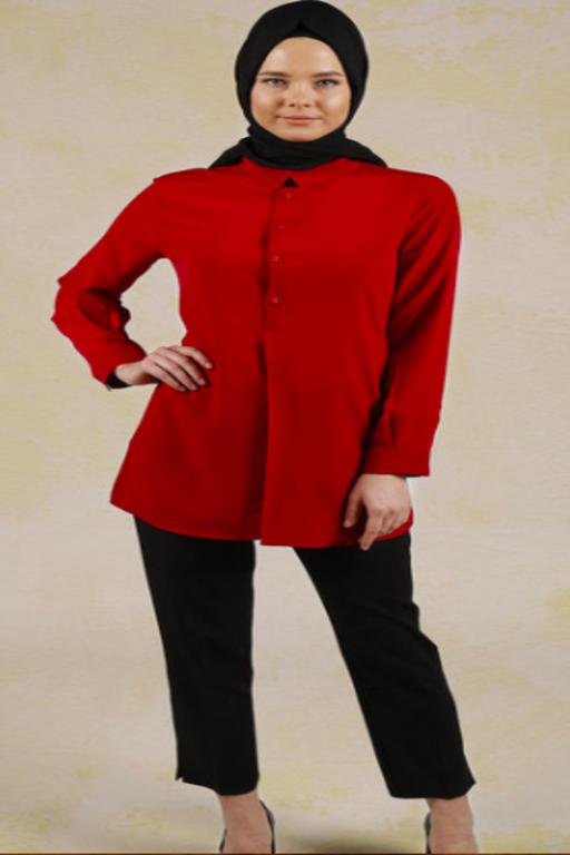 Radia Shaker Rosso Bluz