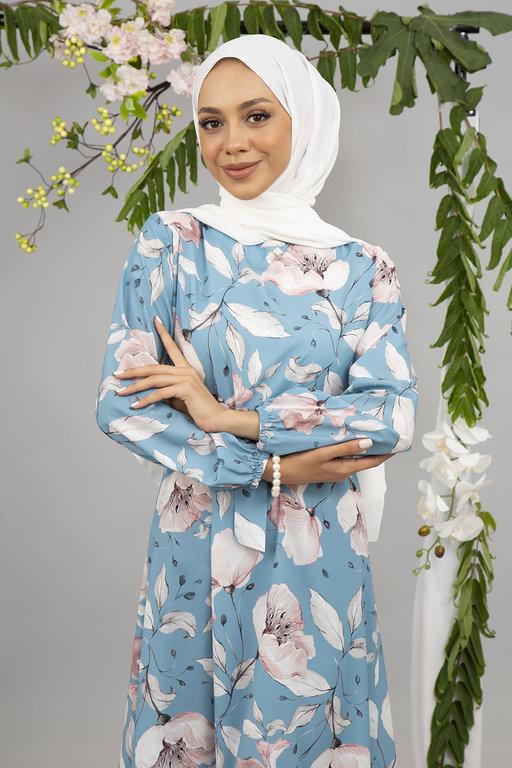 Radia Shaker diva elbise