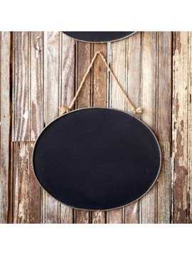 Large Oval Blackboard