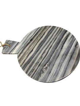 Black Marble Cheese Board