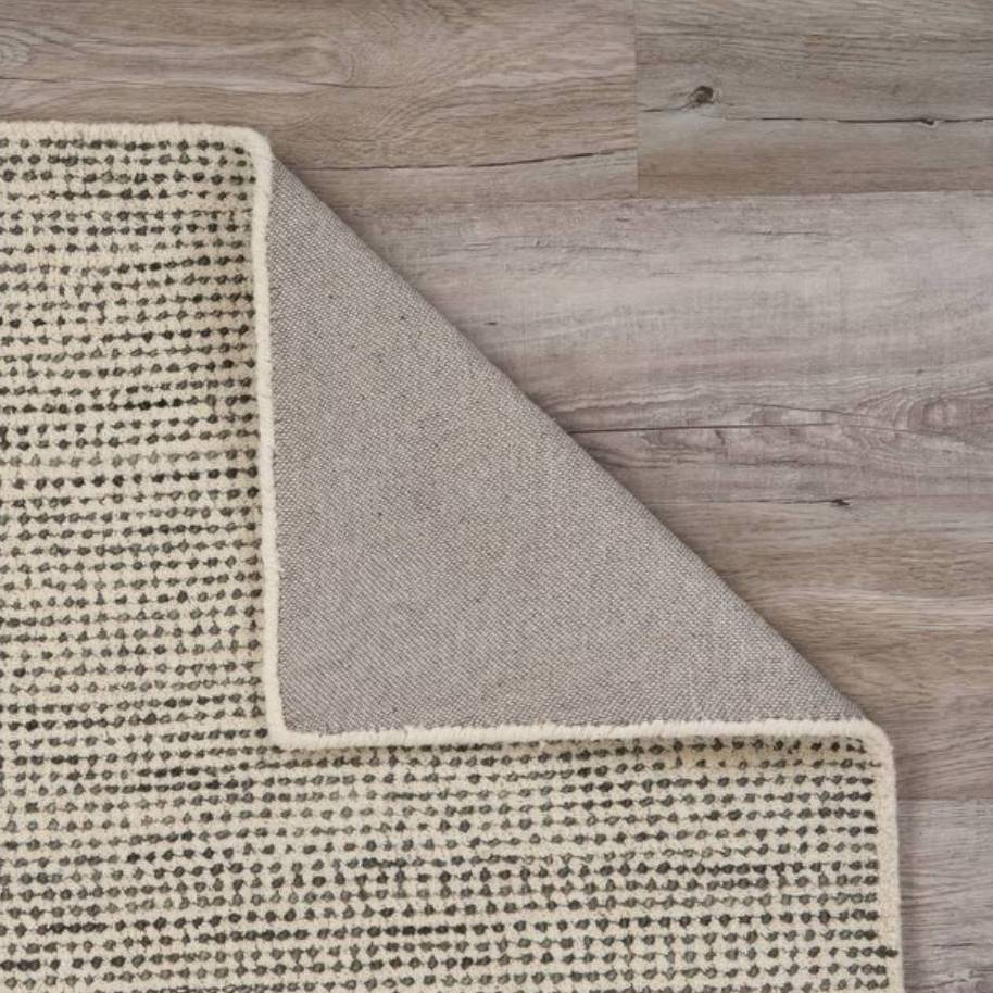 PinDot Rug in Dark Grey 5x8